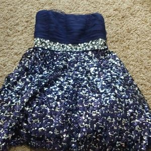Beautiful My Michelle sequin dress size 3/5
